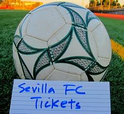 entradas para Sevilla FC