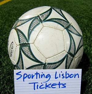 bilhetes para sporting clube de portugal
