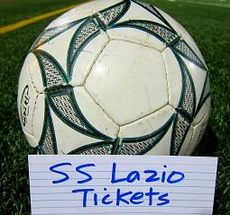 SS Lazio biglietteria