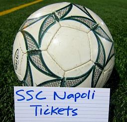 biglietti SSC Napoli