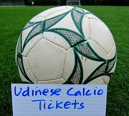 udinese cf tickets