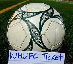 Billets West Ham Upton Park