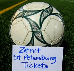 Zenit tickets