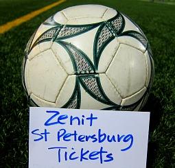 Zenit tickets
